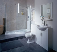 Bathrooms Suites Showers Bolton Newcastle Hadleigh Blackpool